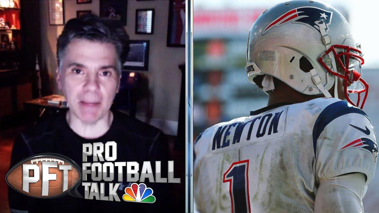 PFTPM: Examining Cam Newton's deal with Patriots (FULL EPISODE) | Pro Football Talk | NBC Sports