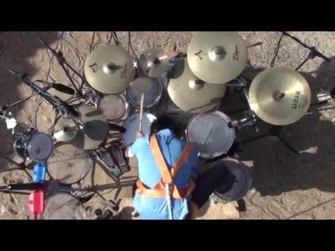 Fortunate Son - Creedence - Fede Rabaquino FT. Alvaro Rabaquino on Vocals, Guitars, Bass. Drum Cover