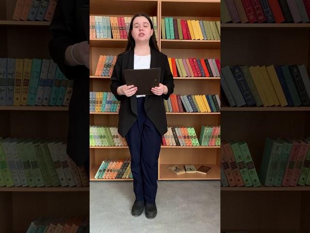 Изображение предпросмотра прочтения – ВарвараЩепеткова читает произведение «Я могу тебя очень ждать» Э.А.Асадова