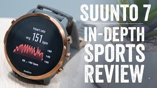 Suunto 7 Wear OS Review // Sports & Fitness Focused