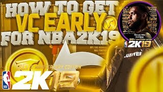 how to get vc nba 2k19 working method 2018❤️❤️❤️