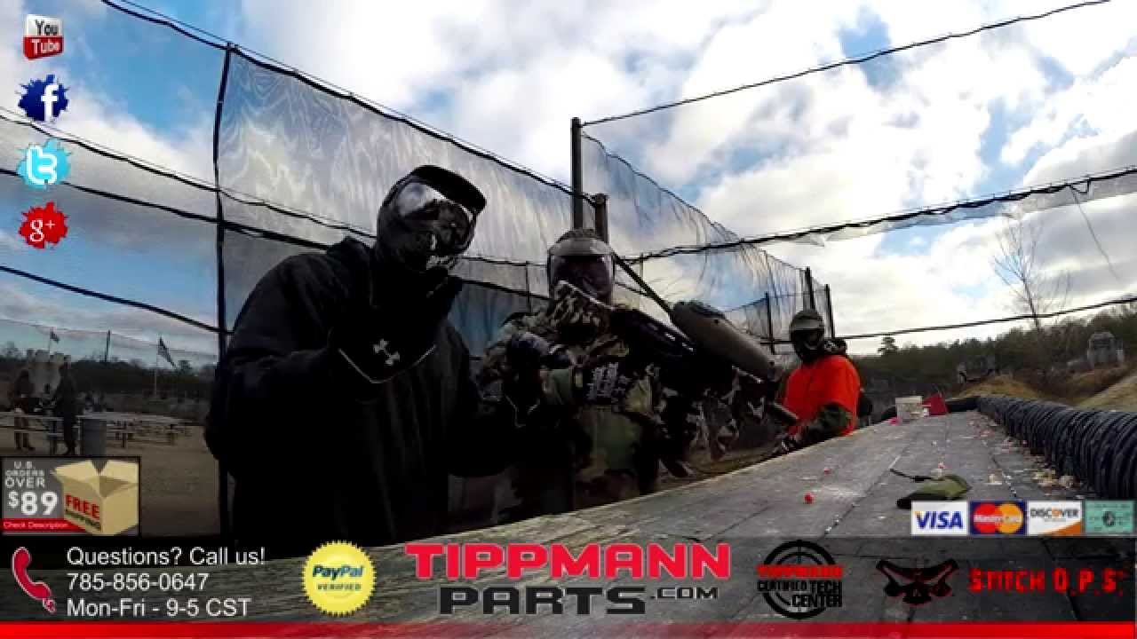 Tippmann Parts - Paintball Gear, Upgrades and Mods