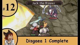 Disgaea 1 Complete part 12 - Revenge!