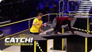 Luke rennt um sein Leben! Obstacle Race (Spiel 6) - Teil 2 - CATCH! Der grosse SAT.1 Fang-Freitag