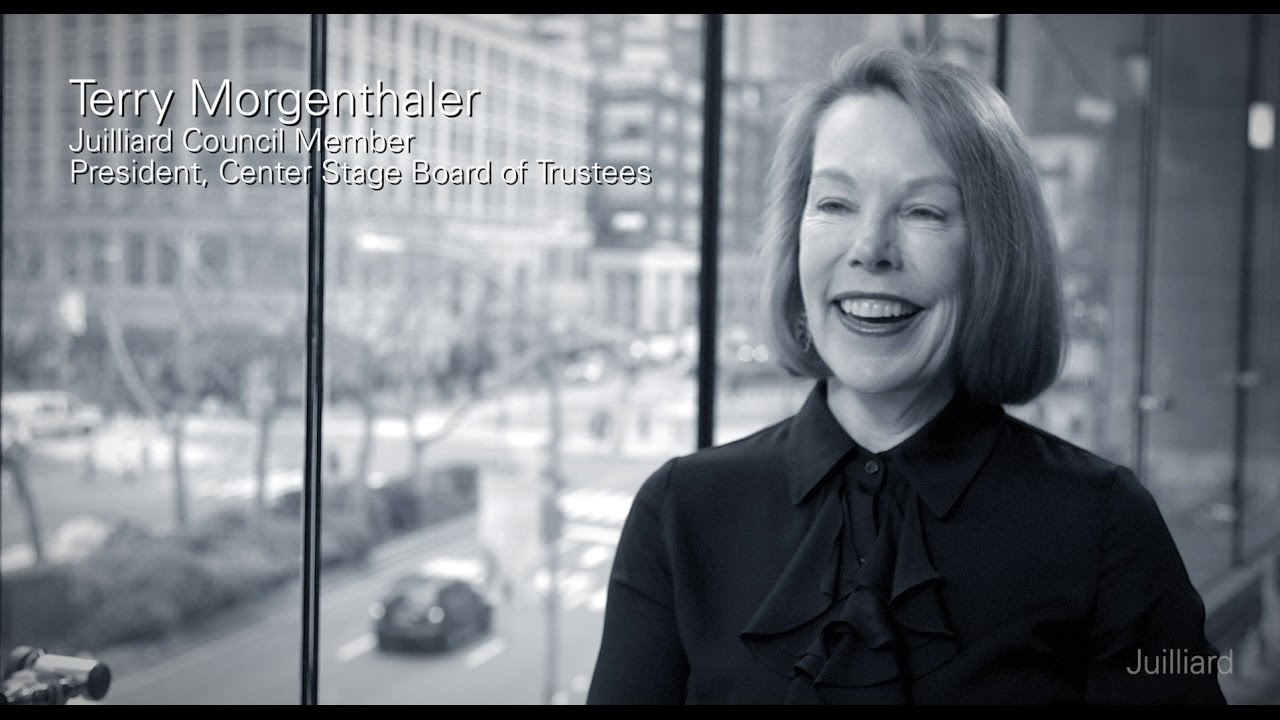 Juilliard Snapshot: Terry Morgenthaler on Attending Performances at Juilliard
