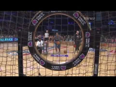 2011 NBA ALL STAR TACO BELL SKILL CHALLENGE 1