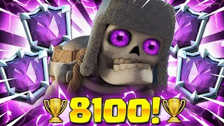 The Secret ULTIMATE CHAMPION Deck in Clash Royale!! COUNTER EVERYTHING!! 🏆