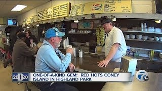 One of a kind Gem: Red Hots Coney Island in Highland Park