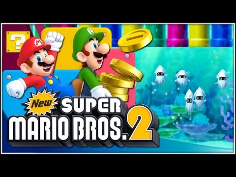 A tu ritmo!!! | 08 | New Super Mario Bros.2 con Dsimphony