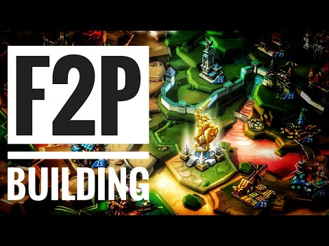 Lords Mobile F2P Building Advice!