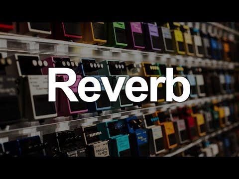 Violão com Reverb, como é o som?