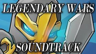 Legendary Wars OST Grasslands of the Guilded Sun Kingdom