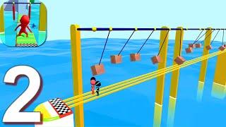 Sea Race 3D - Fun Sports Game Run 3D - Gameplay Walkthrough Part 2 (Android,iOS) screenshot 2