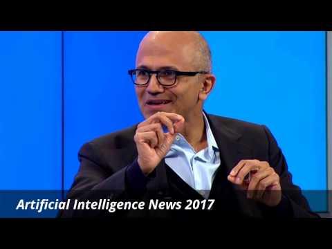 Artificial Intelligence News 2017