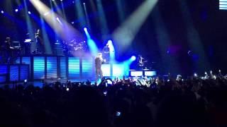 Sam Smith-La la la- Live from Mexico City. September 22, 2015