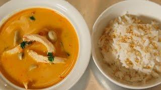 Завтрак на 7 с «KADORR Restaurant». Суп «Том Ям»