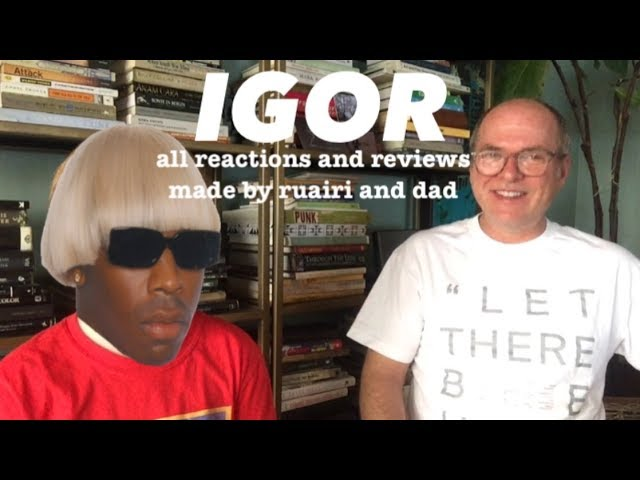 Dad Reacts to Tyler, the Creator's IGOR!