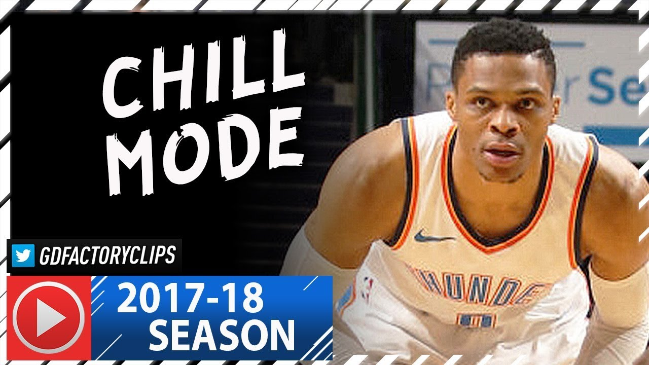 russell-westbrook-full-highlights-vs-hornets-2018-01-13-25-pts-10-reb-7-ast-chillin