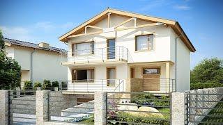 Проекты двухэтажных домов – классика загородного строительства(Проекты двухэтажных домов подойдут для большой семьи. Следует решить: если Вам нужен действительно большой..., 2014-10-31T11:51:13.000Z)