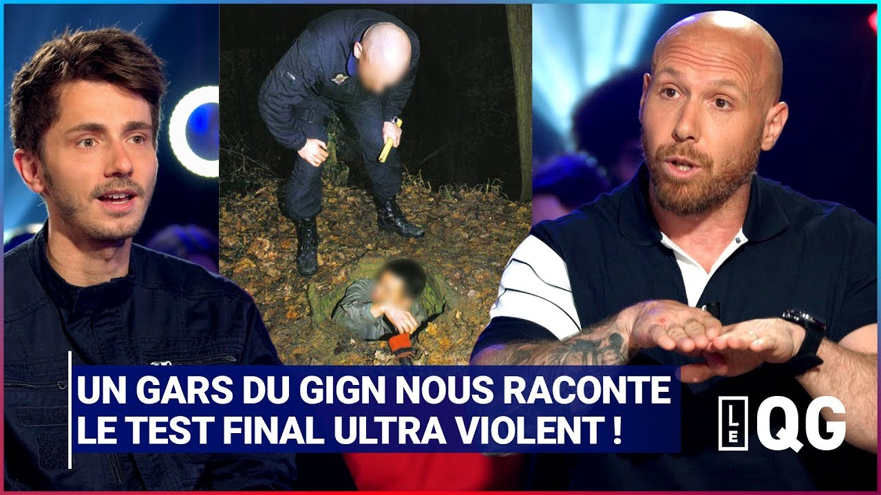 Un Gars Du Gign Nous Raconte Le Test Final Ultra Violent