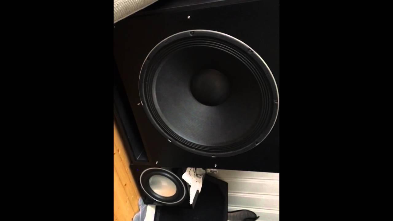 Fence audio sub-21