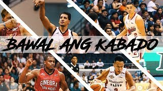 WAG MO PANUORIN TO KUNG KABADO KA | PBA Craziest Game Winner | Hoops Ninja Highlights