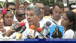 El Noticiero Televen - Emisión Estelar - Miércoles-27-04-2016
