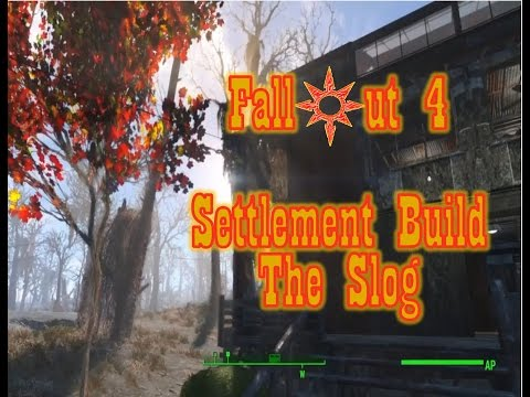 "Fallout 4 The Slog Settlement tour "" Ghouls paradise"""