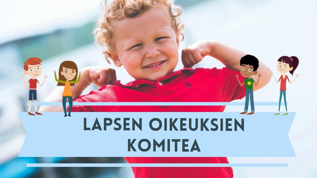 lapsen oikeuksien komitea