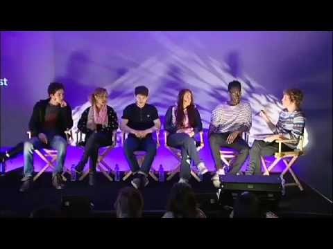 Misfits: Cast Interview