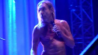 Iggy Pop - Mass Production (live in Athens 2019)