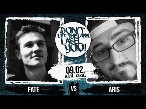 Aris vs Fate // DLTLLY RapBattle (Kassel) // 2019