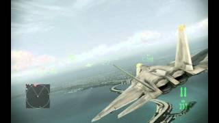 Ace Combat Assault Horizon Enhanced Edition Gameplay - First Look HD