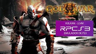 GOD OF WAR 3 (RPCS3) | I7 4790K + GTX 1070 | INGAME TEST