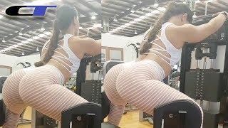 PROVE ESSE TREINO DE NÁDEGA & POSTERIOR (Dizzy Fitness)