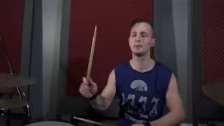 Александр Барышнев - The Betrayal (act III) - Nickelback drum cover/overplay