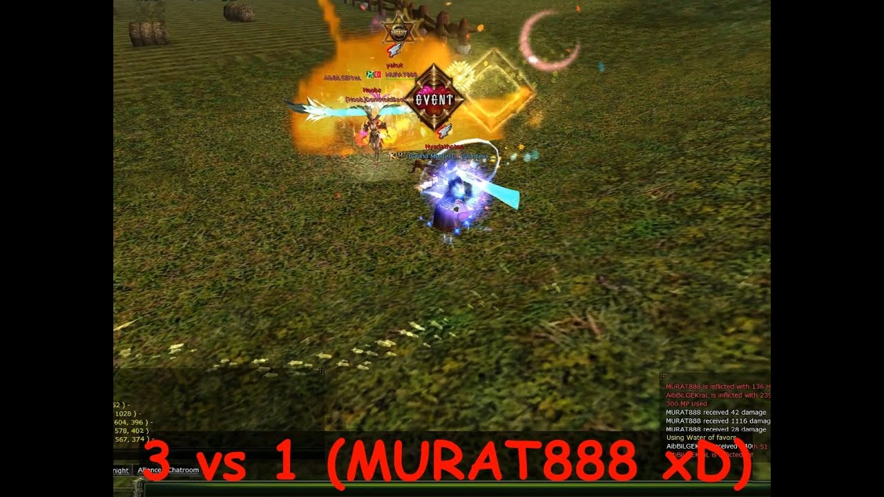 Knight Online Countess Fire Mage Solo PK DIEZ 2021 Part #16