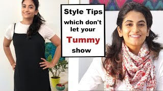 Fashion & Styling Tips to Hide Tummy | Tips to Hide Belly Fat