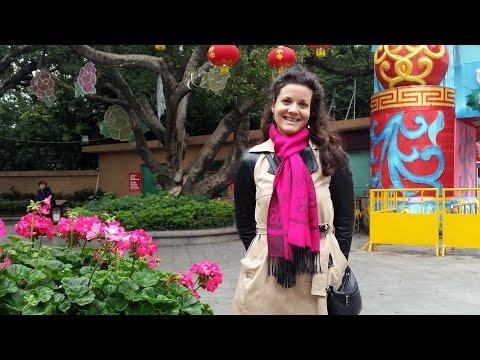 Je suis réunionnaise à Canton : Aline MATHIS
