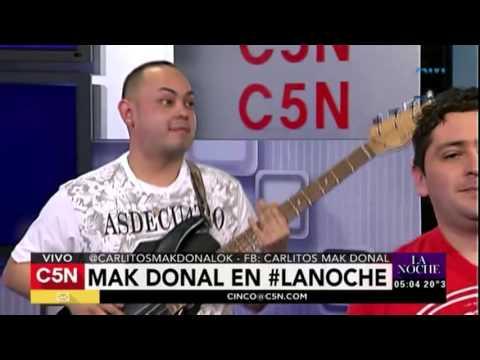 C5N - La Noche: 29/11/2015 (Parte 5)