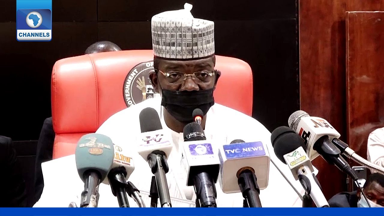 Download Zamfara Governor Promises New Approach To Deal With Unrepentant Bandits
