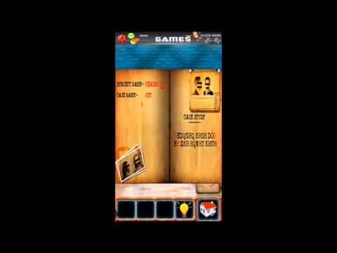 100 Doors Classic Escape Level 29 - Walkthrough