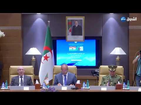 6e session du Comité bilatéral frontalier l'Algérie aux cotés des migrants