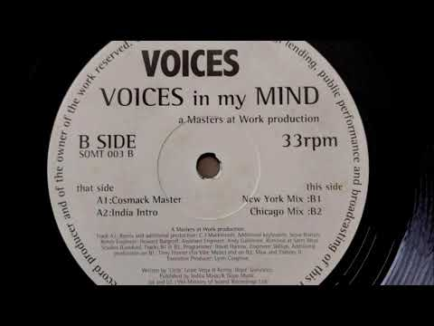 VOICES - Voices In My Mind (New York Mix)