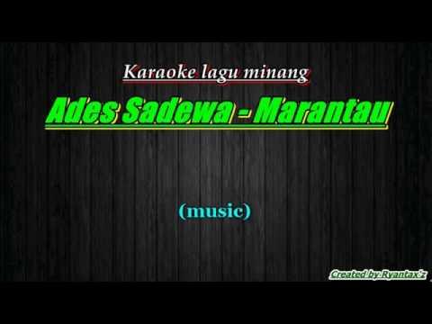 Karaoke Ades Sadewa Marantau KN7000 Sampler