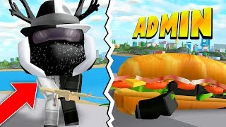 ADMIN SERVER VIP, BIGHEAD, TELEPORT, FRUIT STORE HEIST, PLUS! (ROBLOX MAD CITY UPDATE)
