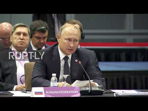 Singapore: Putin invites ASEAN companies to attend upcoming Russian economic forums