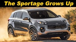 2017 Kia Sportage Review and Road Test - In 4K UHD!