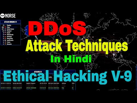DDoS & DoS Denial of Service Attack Techniques in ethical hacking