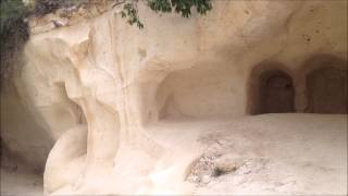 Announce - Caves of Beit Guvrin, National Park